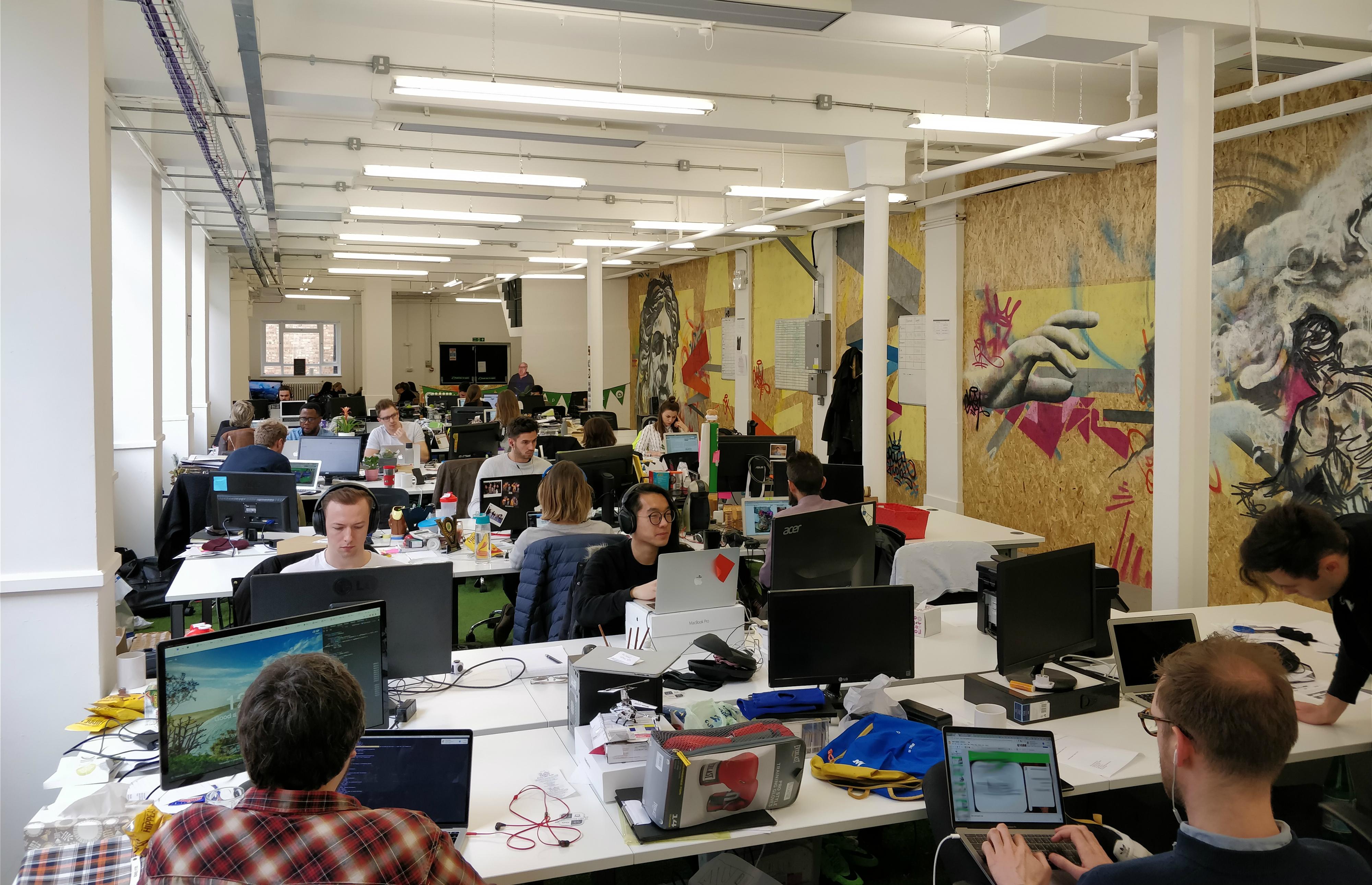 Hire Space Offices @ Borough Studios