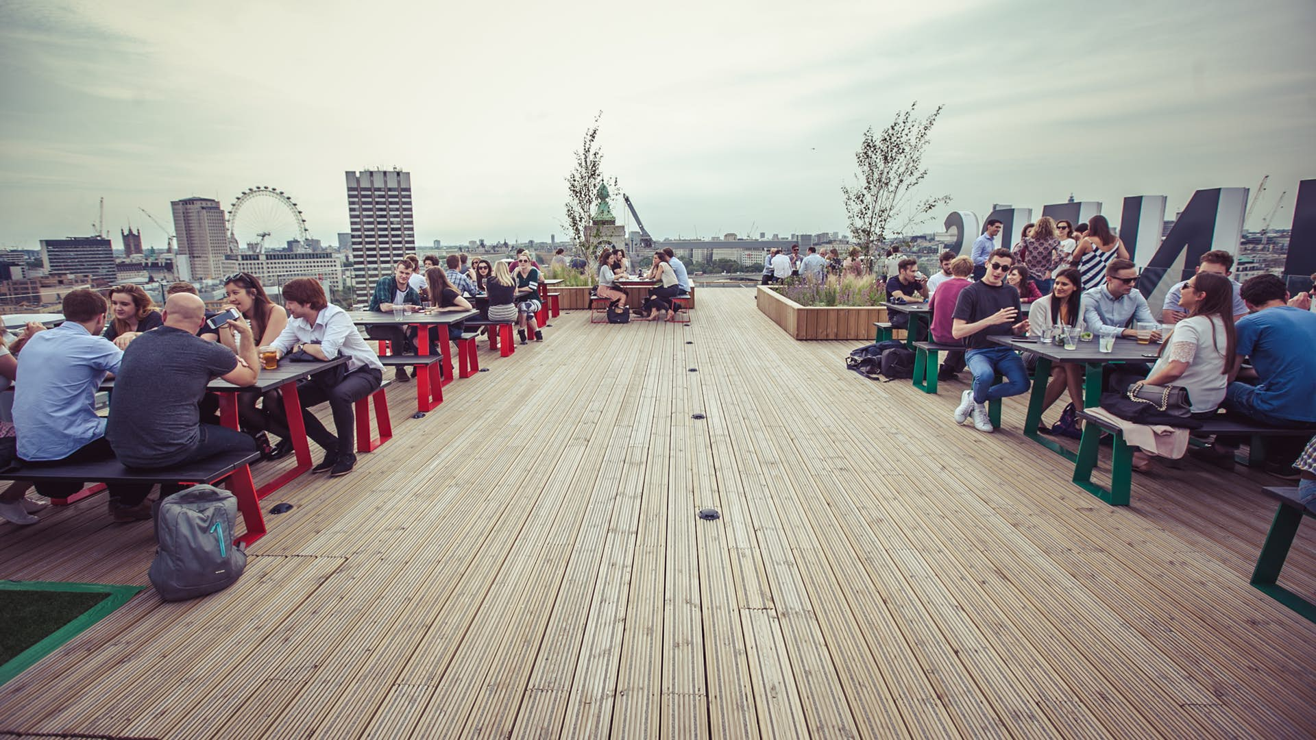 sea containers seating
