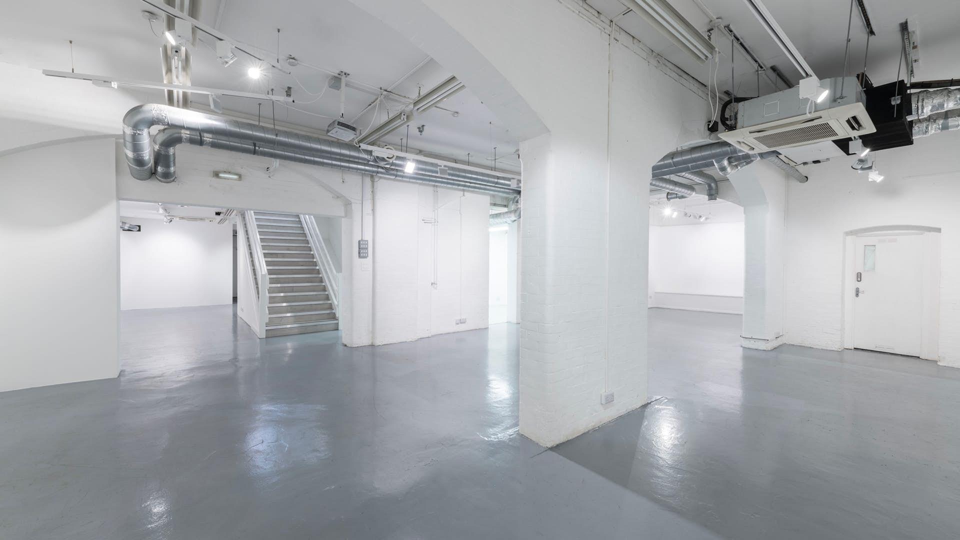 Blank Canvas venue Noho Studios