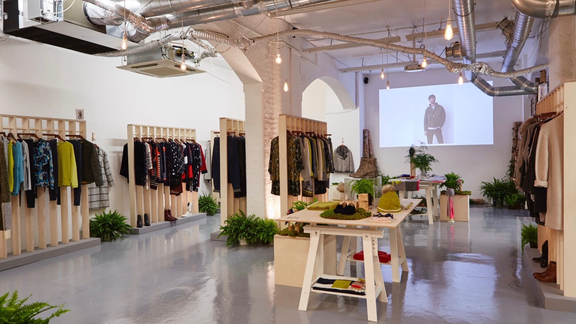 Pop-Up shop at Noho studios