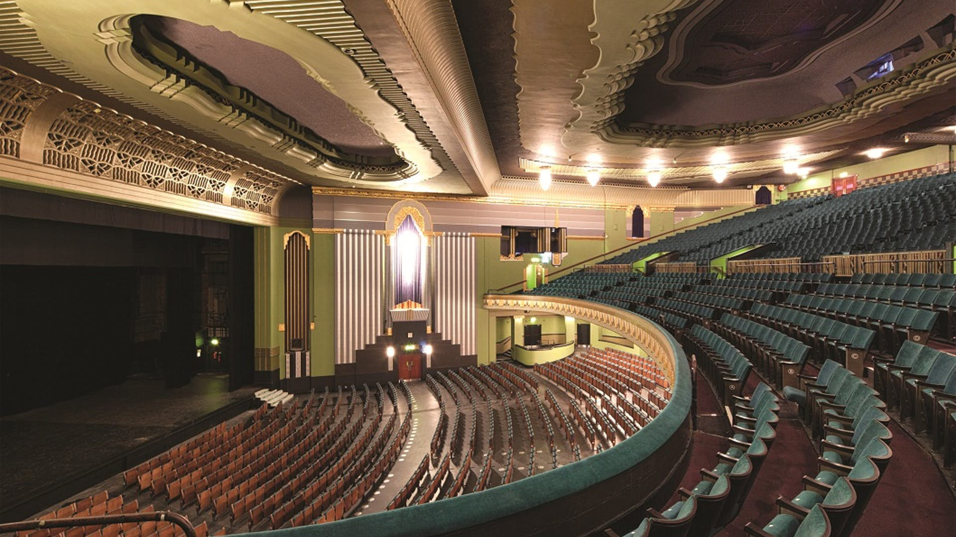 Eventim Apollo Theatre, Hire Space
