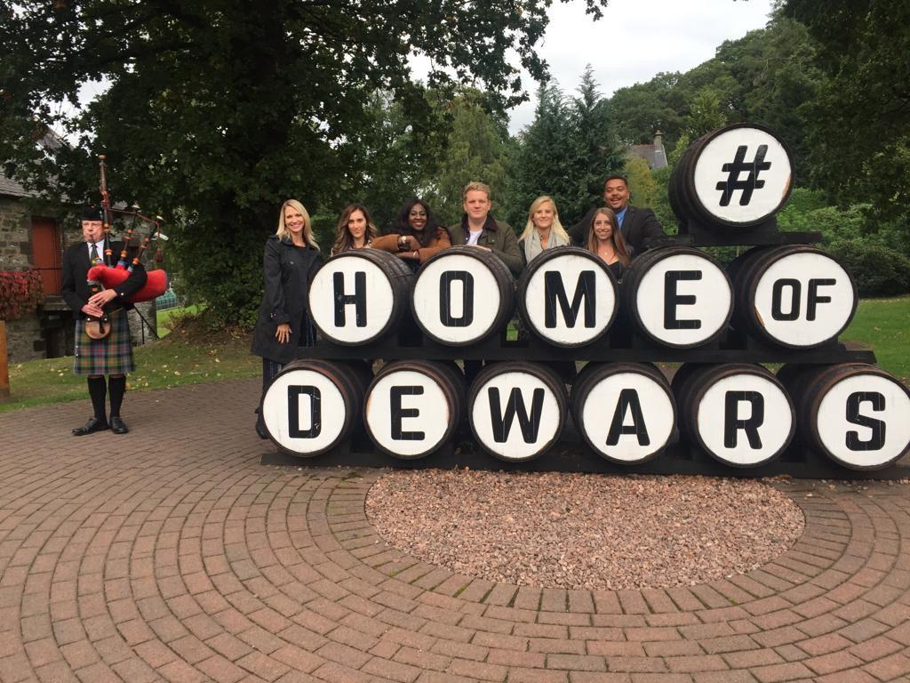 Home of Dewars