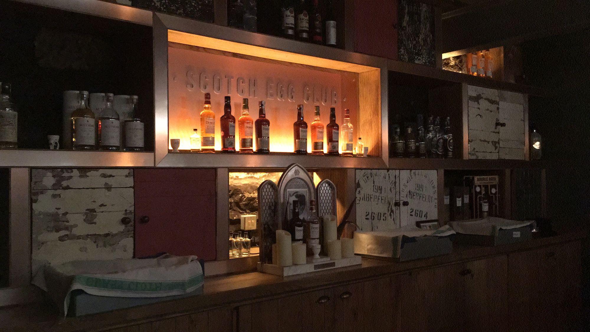 The Scotch Egg Club