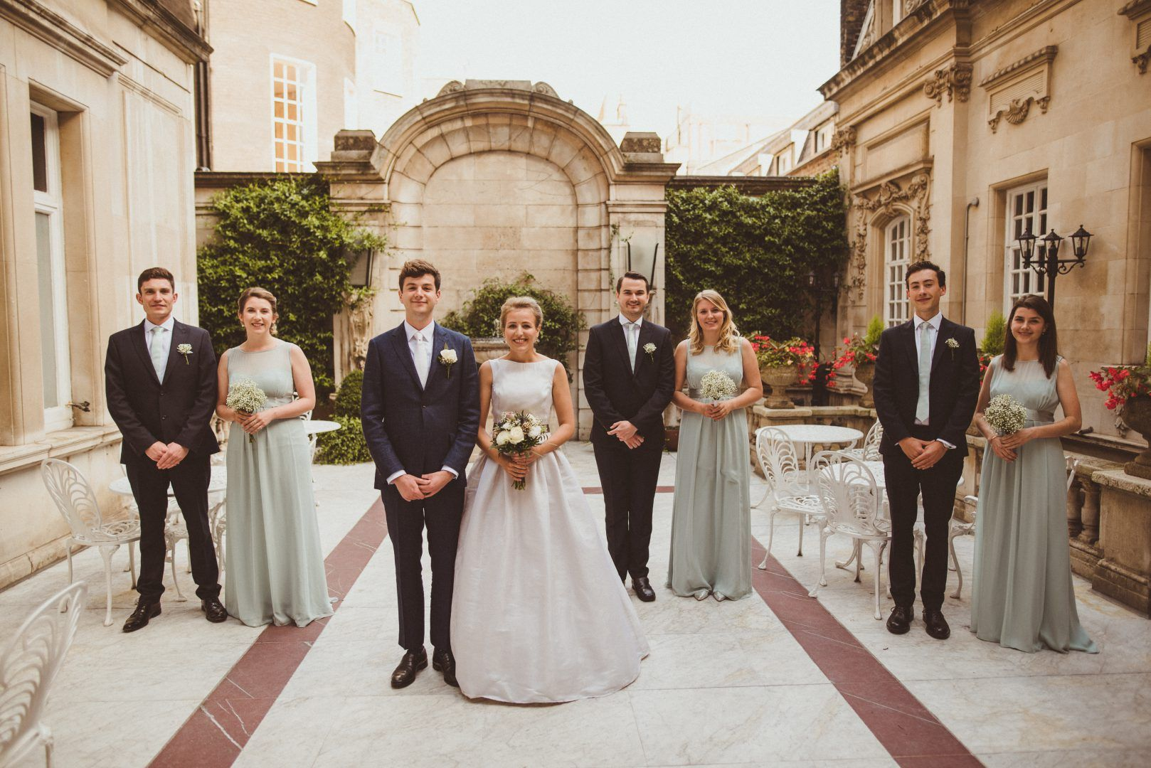 wedding-party-in-courtyard