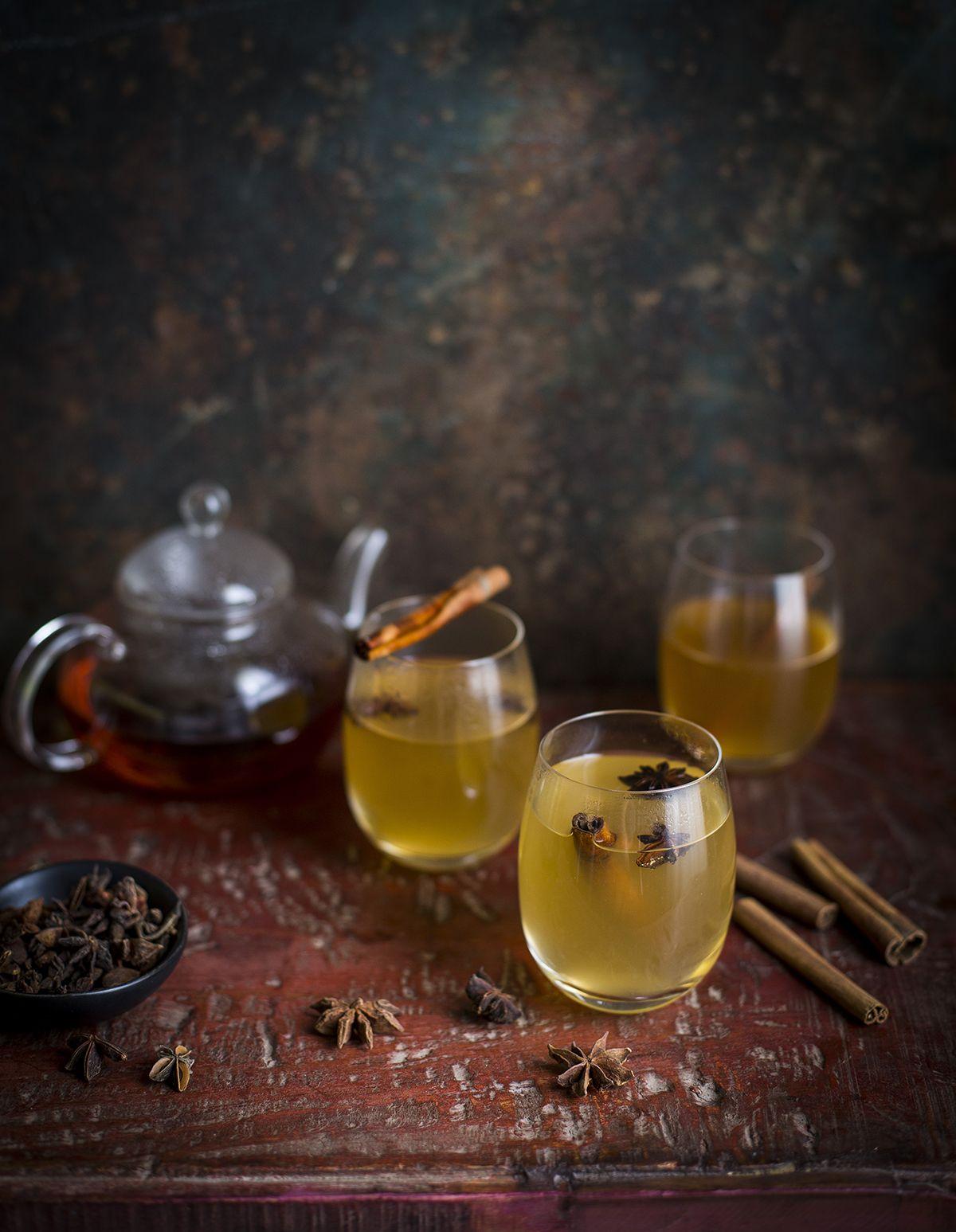 Warm-cocktail