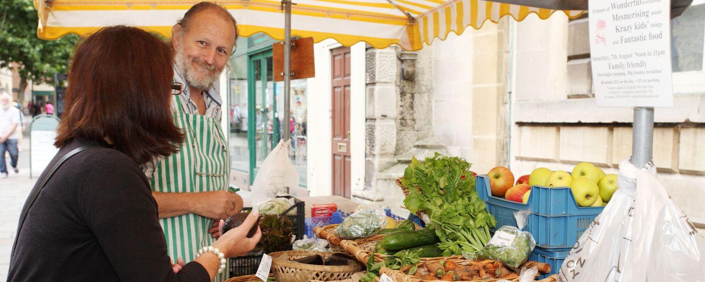 St Nicholas Markets