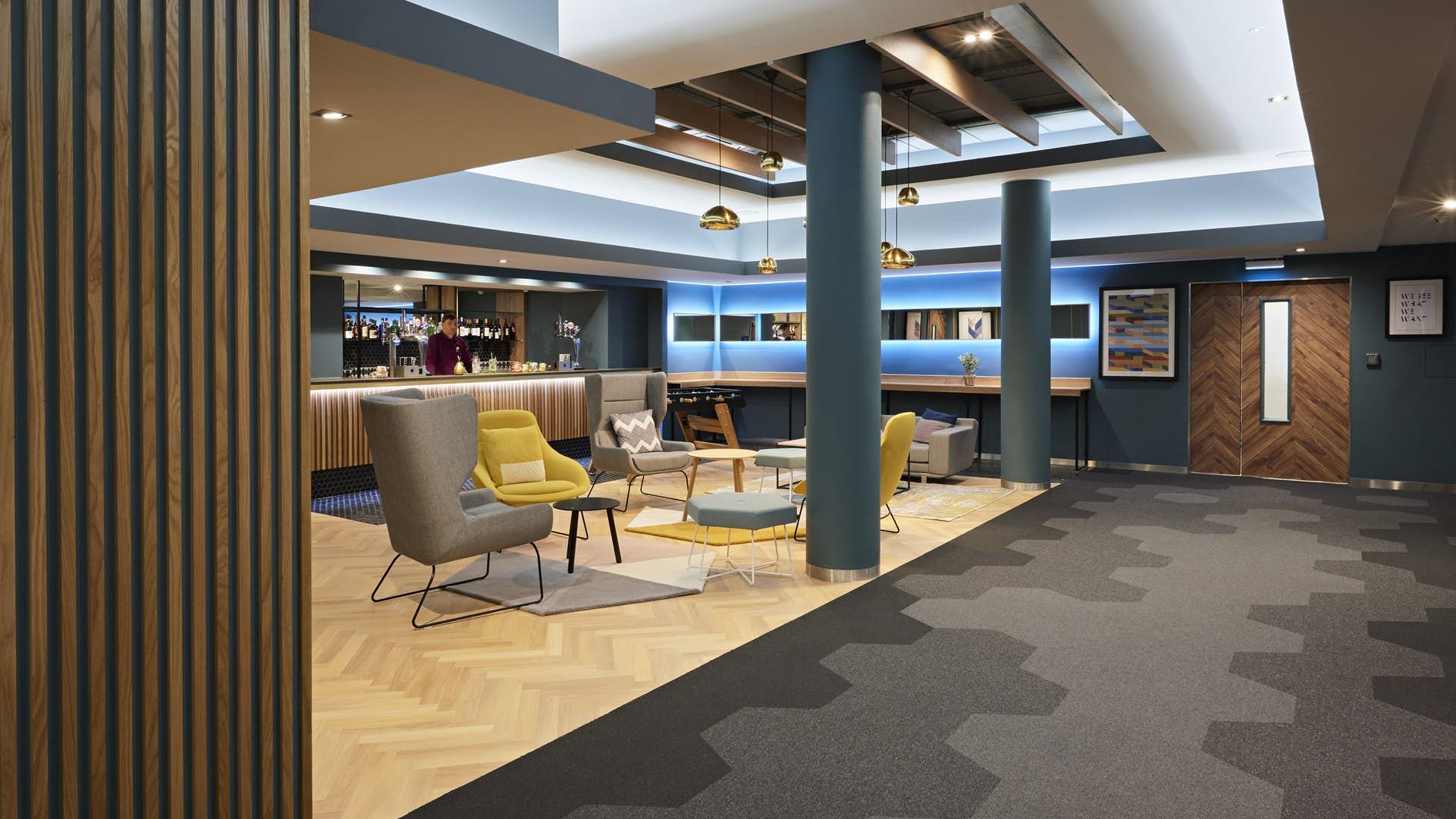 The Hermiston Suite at Novotel Edinburgh Park