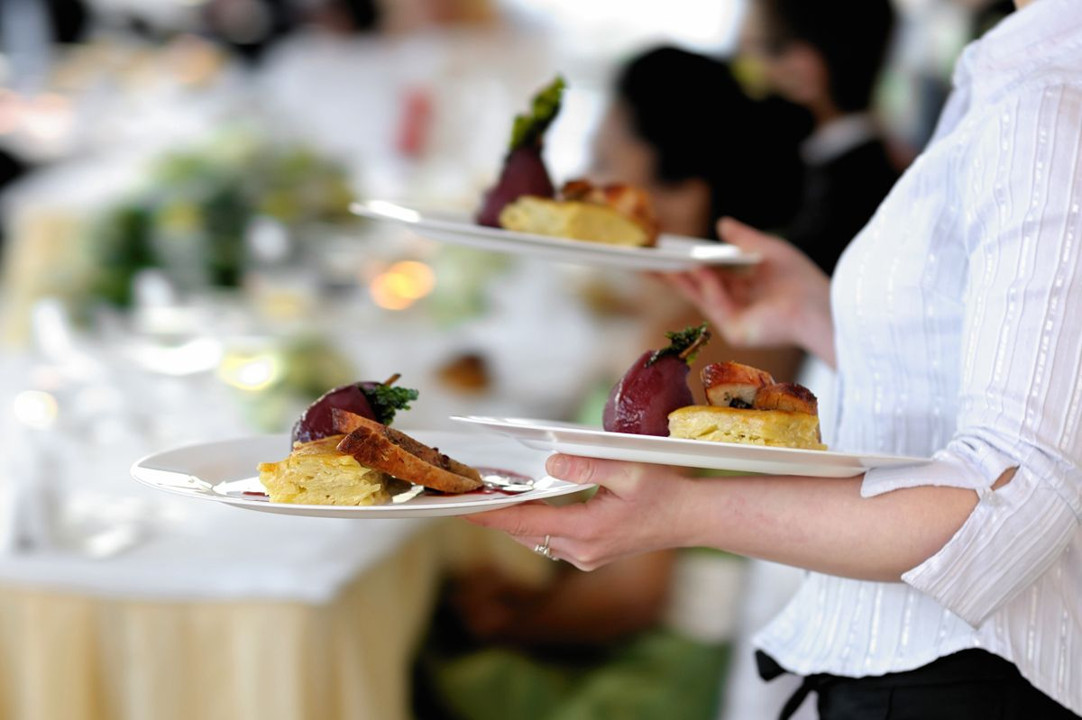 Event suppliers such as caterers are critical to the success of the industry going forward