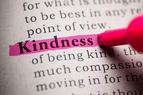 Kindness is the key in handling tricky conversations