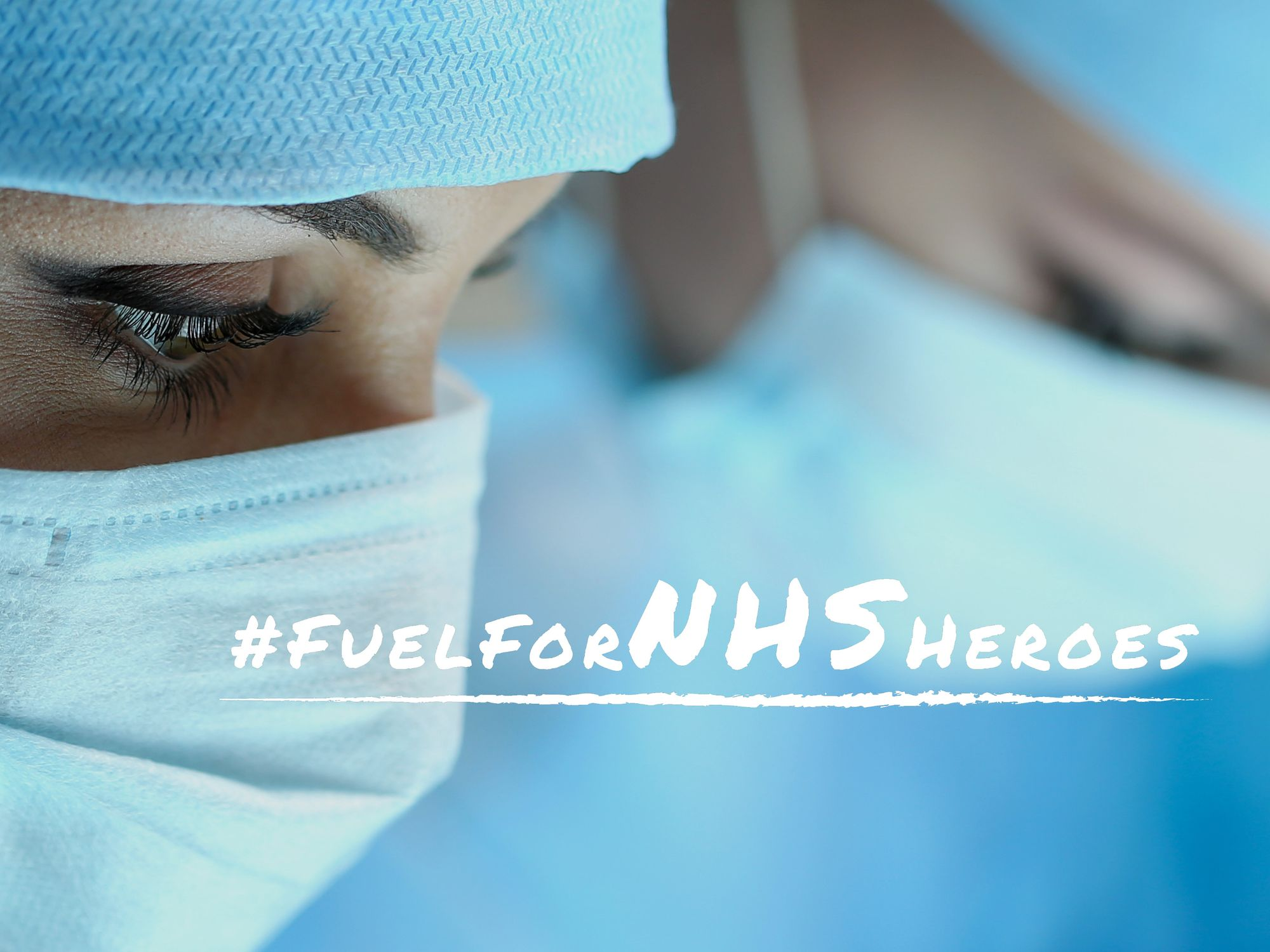 TheConduit has created the #FuelforNHSHeroes campaign to feed frontline NHS staff