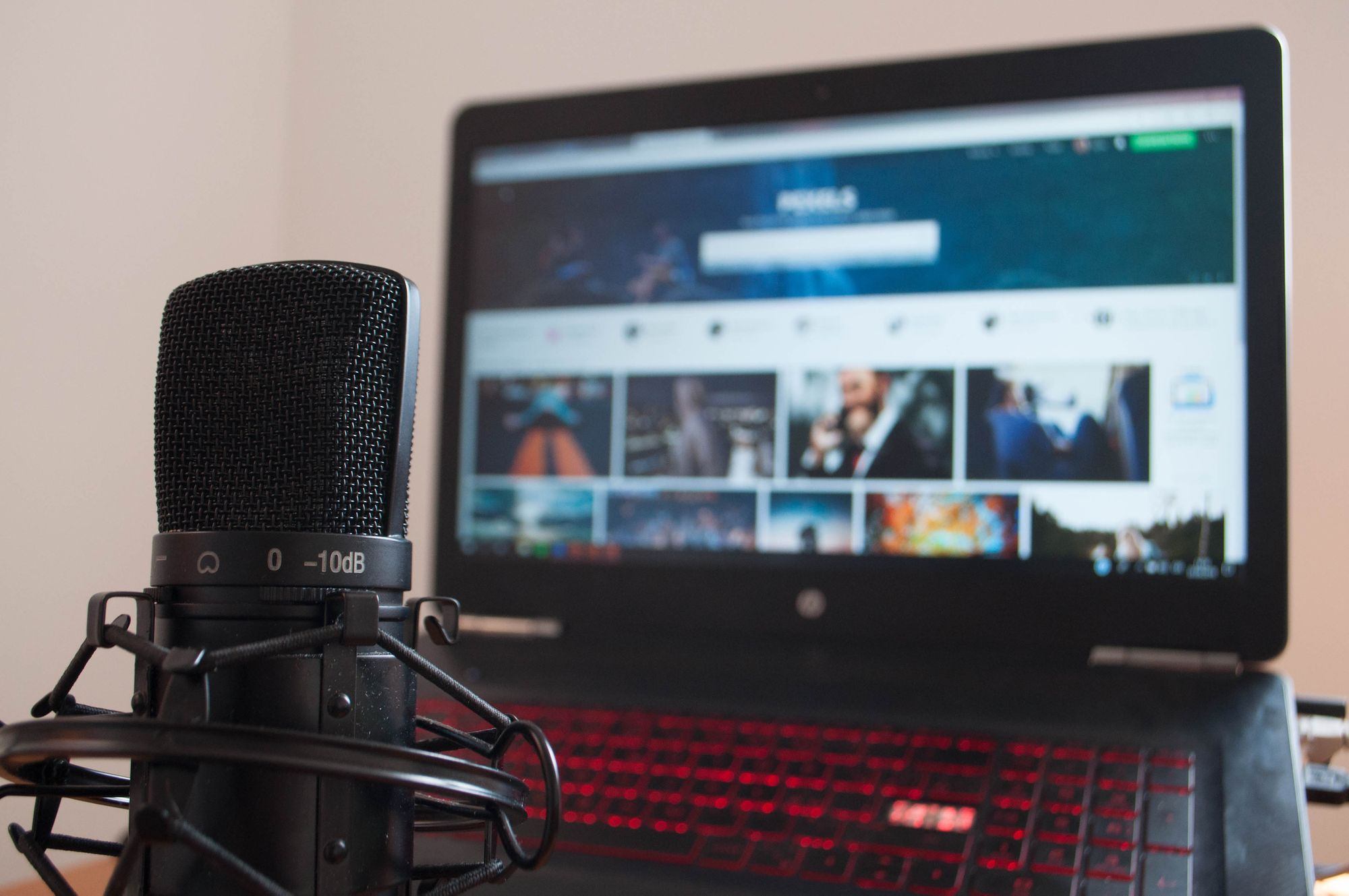 Live streaming is a good way to reach your audience