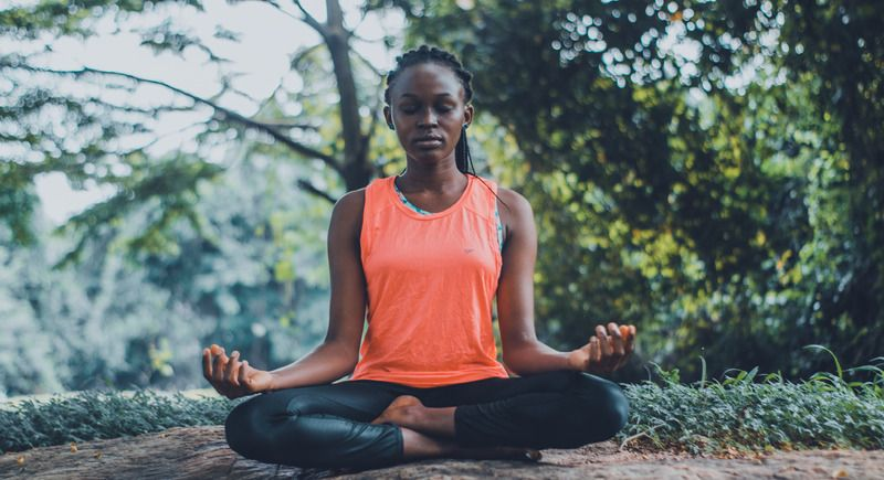 Meditation can help alleviate anxiety for your audience