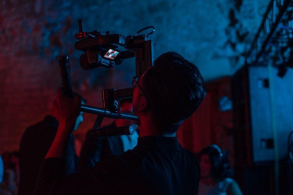 hybrid event filming