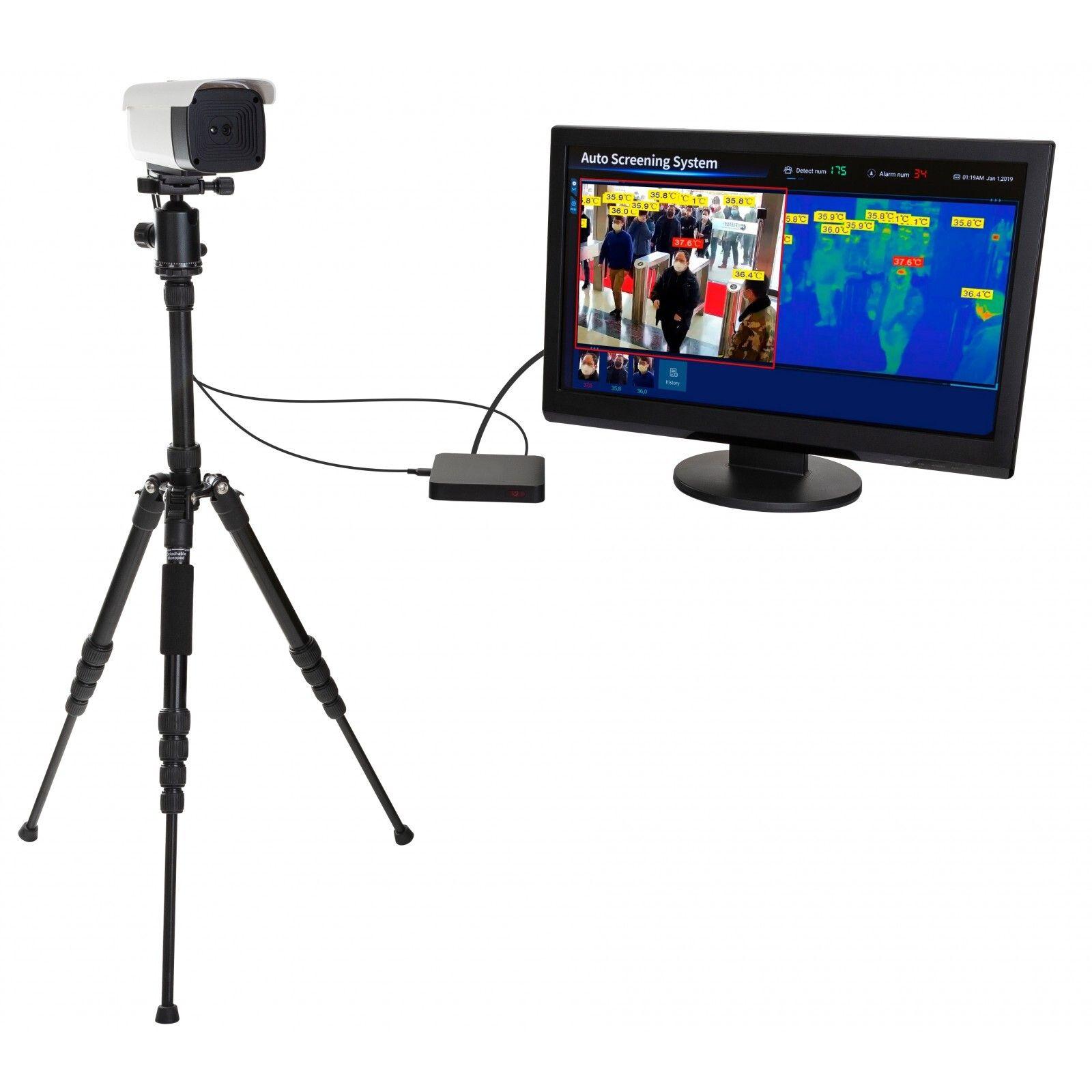 fever detection camera
